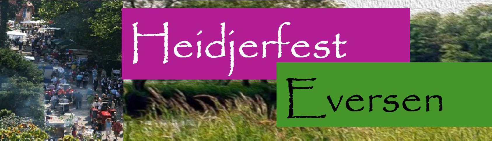 Heidjerfest Eversen – xx. August 2018