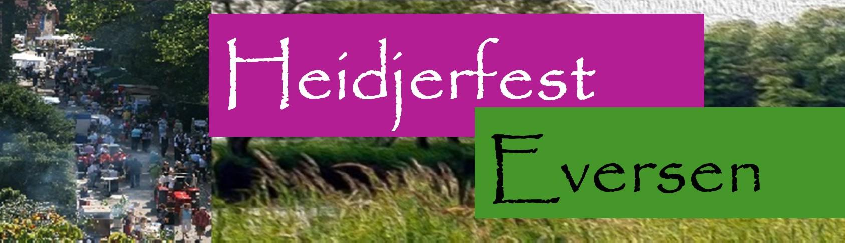 Heidjerfest Eversen – 19. August 2018